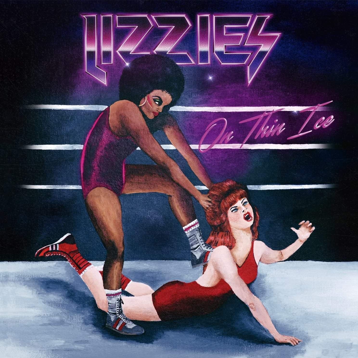 lizzies-on-thin-ice-the-girls-are-back-in-town-cd-review