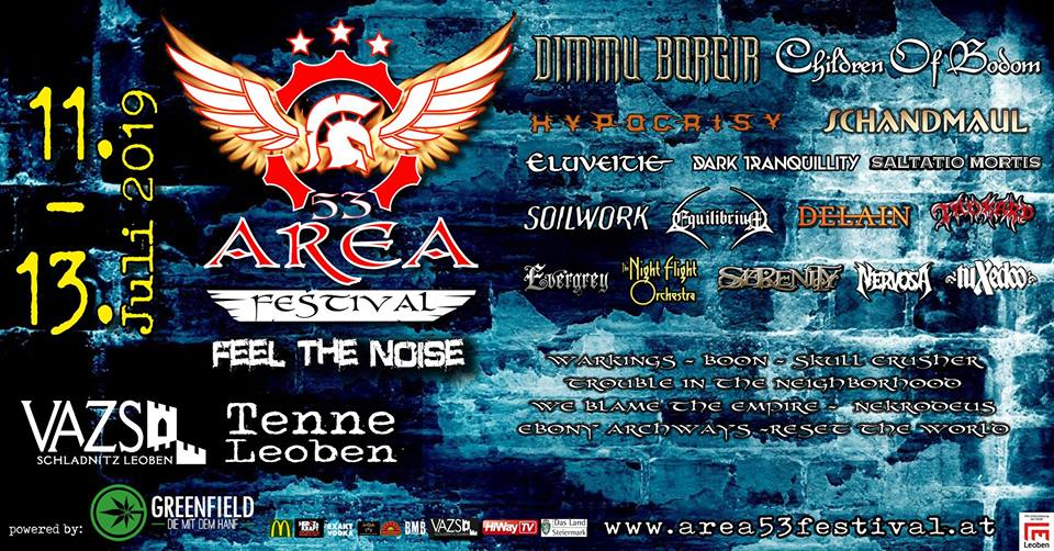 Area53 Festival - Line Up