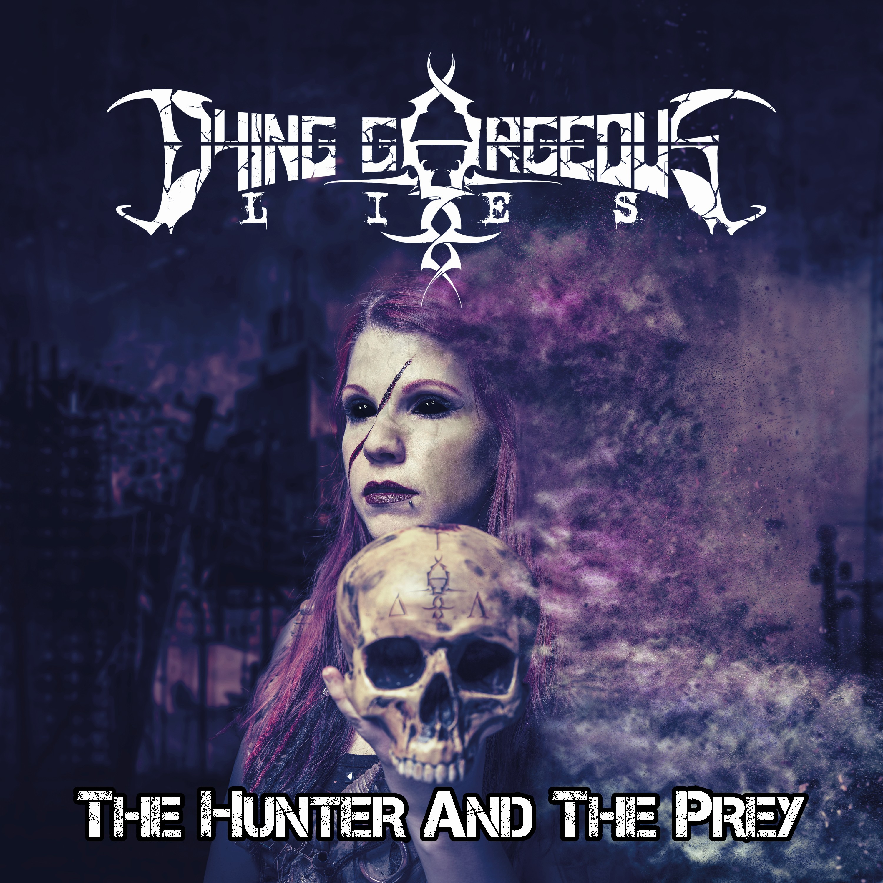 dying-gorgeous-lies-the-hunter-and-the-prey-ein-album-review