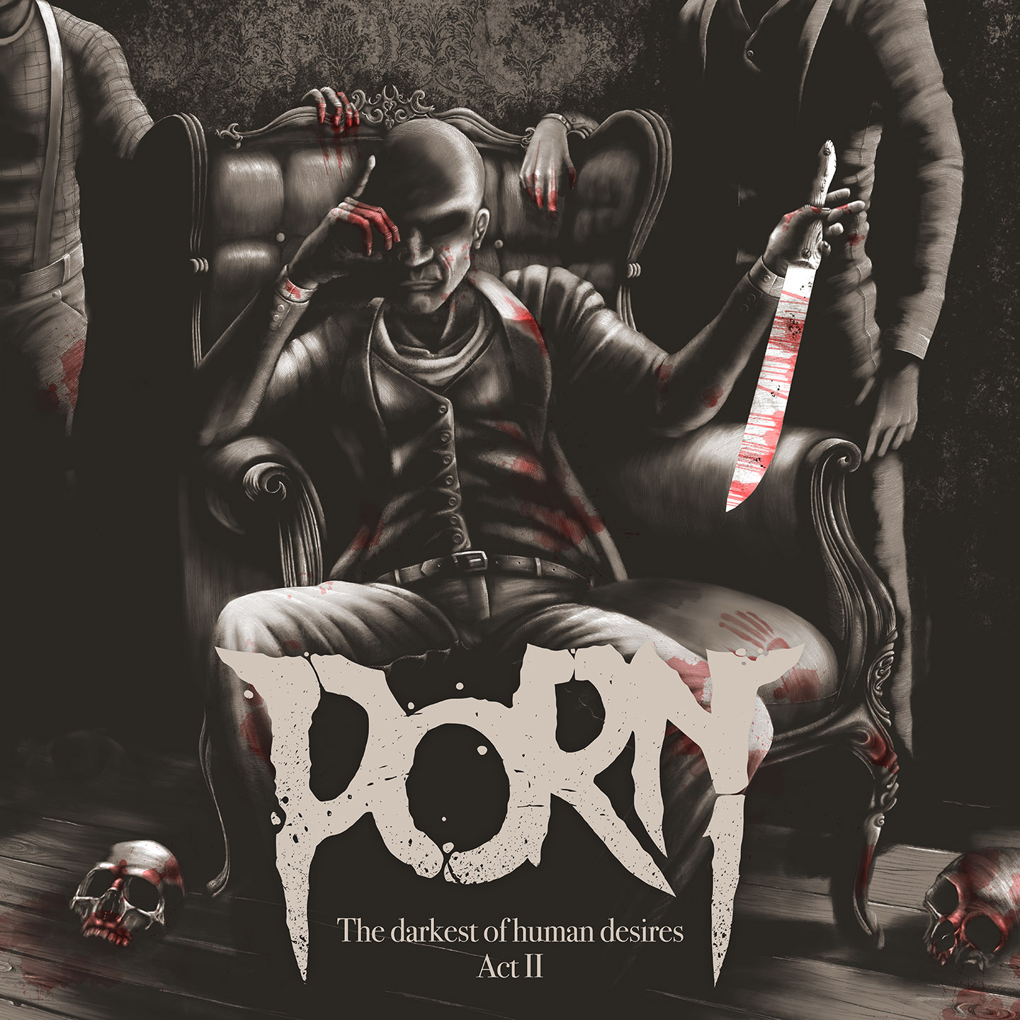 porn-the-darkest-of-human-desires-act-ii-mr-strangler-ist-zurueck-album-review