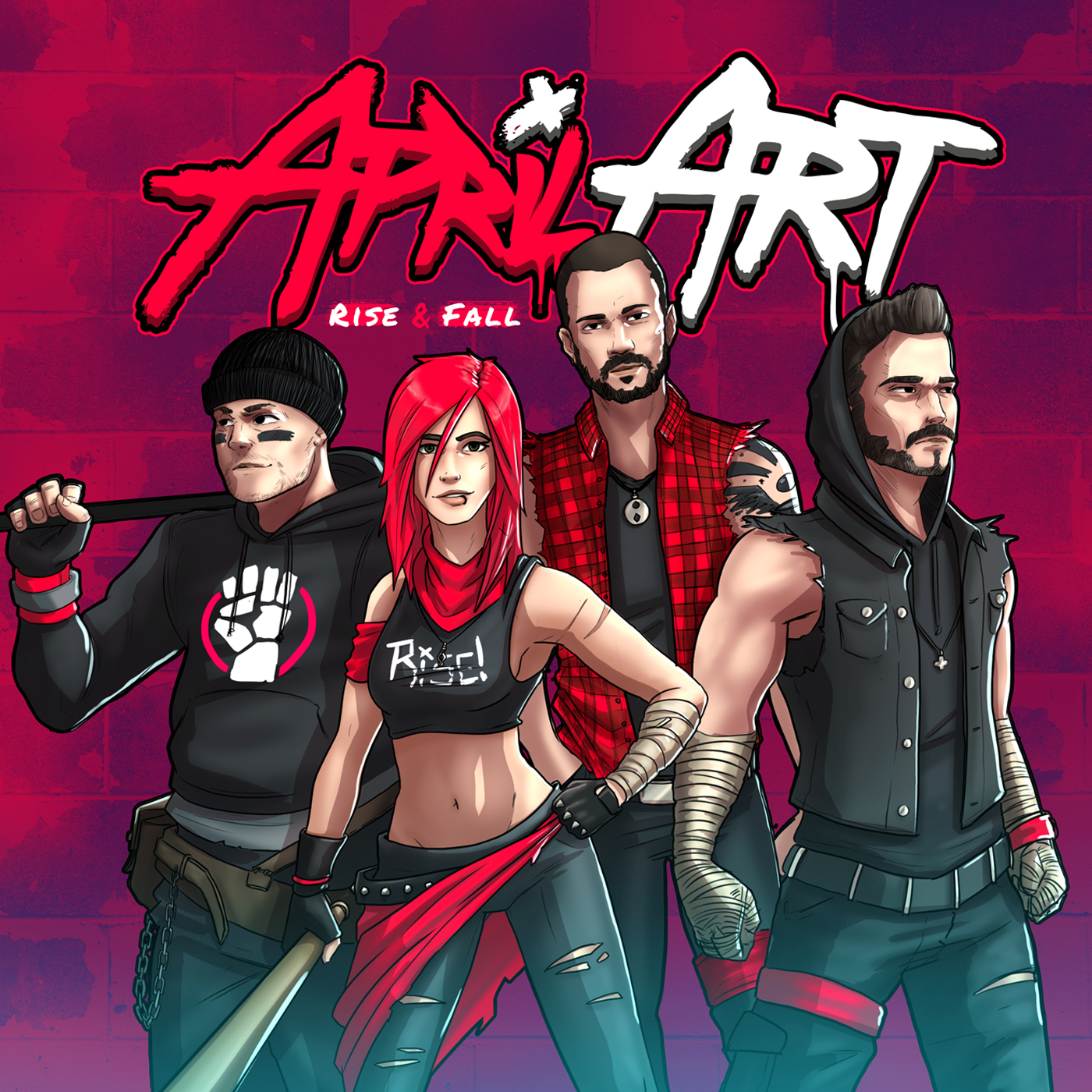 april-art-rise-and-fall-frontalangriff-album-review