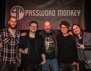"""Die Gewinner des 35. Deutschen Rock und Pop Preises """"Password Monkey"""" aus München im Interview"""