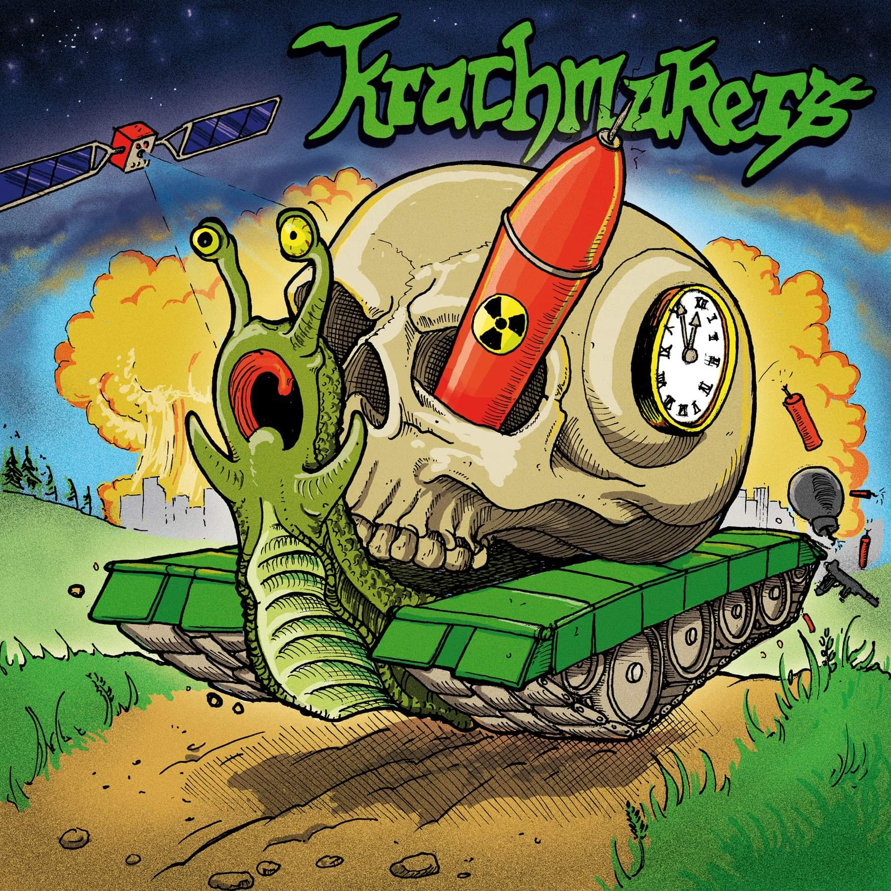 krachmakers-krachmakers-ein-vinyl-review