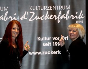 Rundum die d`Zuckerfabrik-im Interview mit Elke Herber
