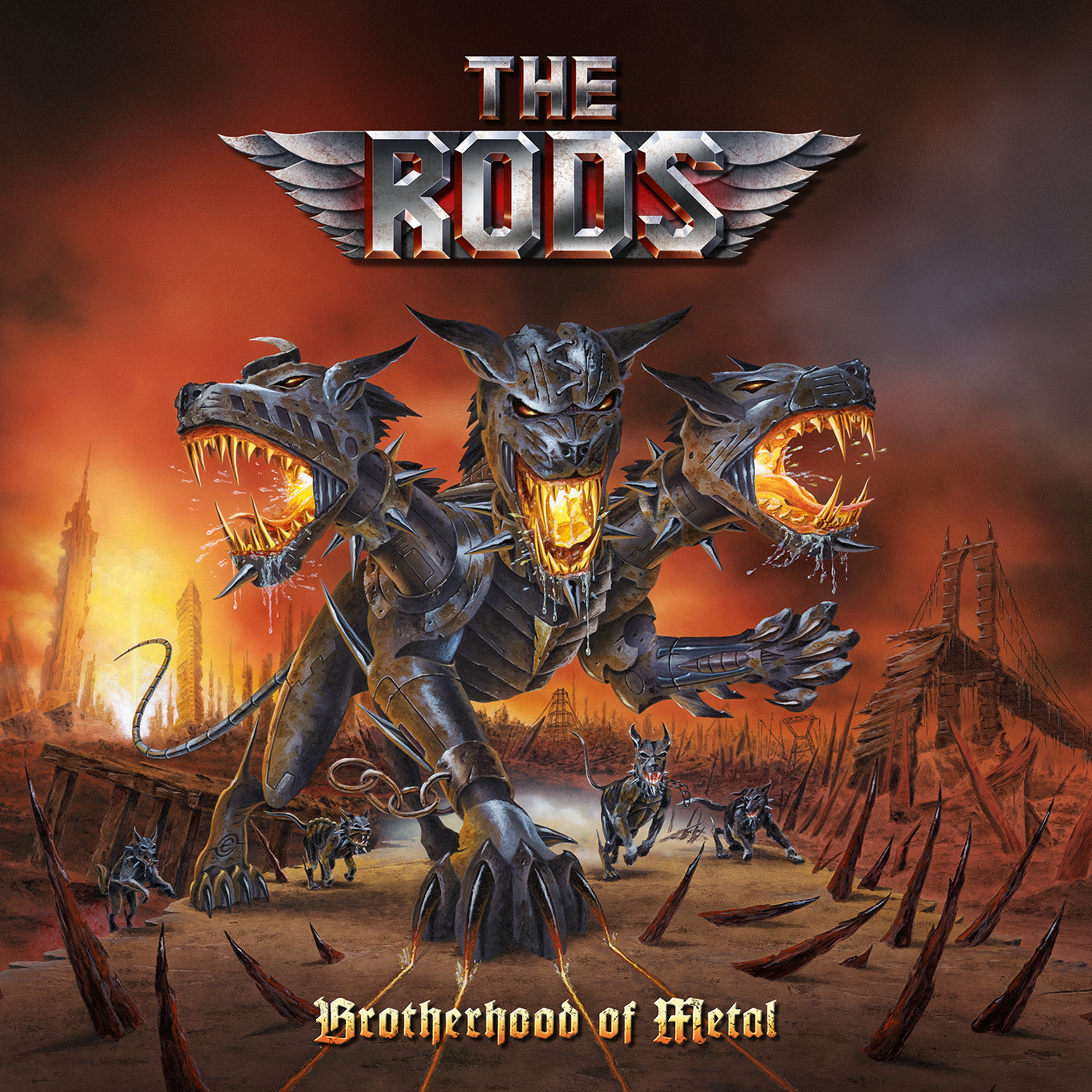 the-rods-brotherhood-wilde-hunde-album-review