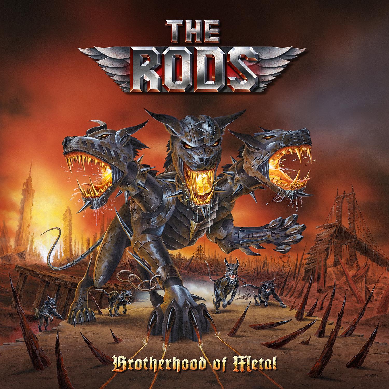 the-rods-brotherhood-wilde-hunde-album-review