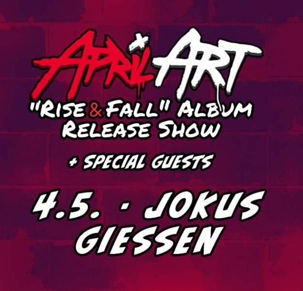 april-art-album-release-show-giessen-jokus-live-review