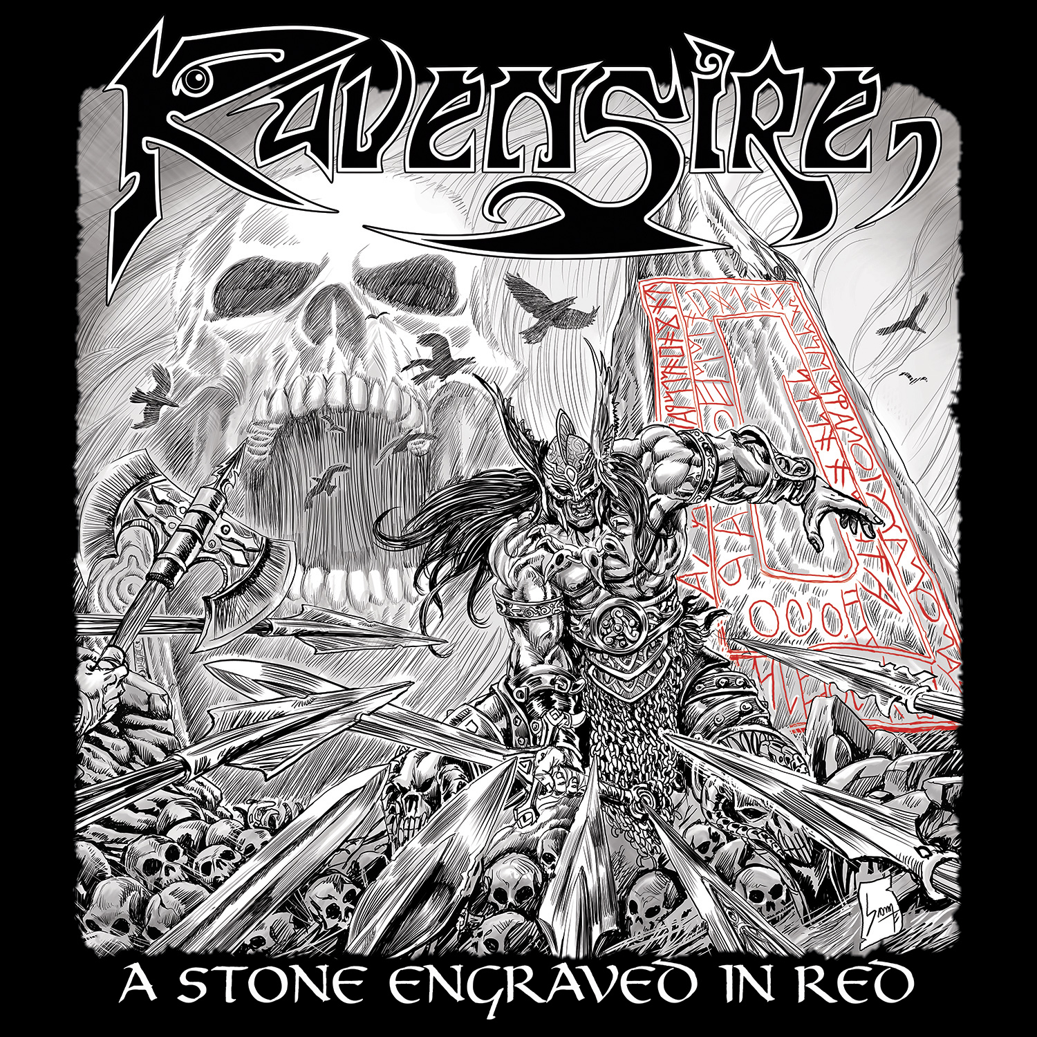 ravenshire-a-stone-engraved-in-red-wie-guter-wein-album-review