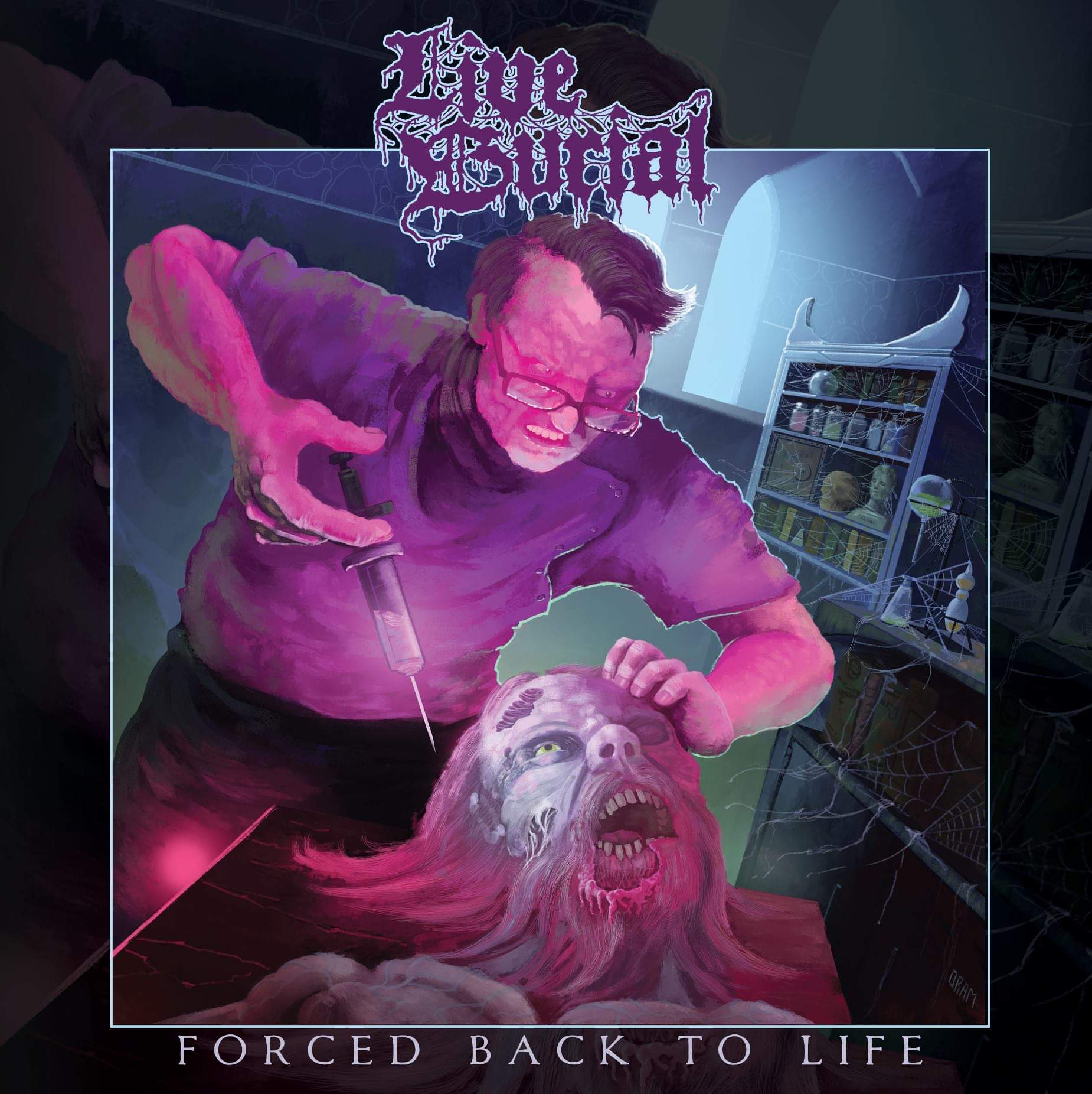 live-burial-forced-back-to-life-ein-album-review