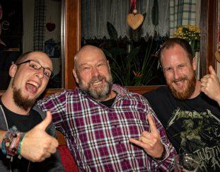 """Roland im Interview mit Dissorted, über Thrash Metal und ihr neues Album """"The Final Divide""""."""