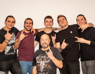 """Roland im Interview mit der Münchner Heavy Rock Band Since April, über Sängerinnen, Sänger und ihr neues Album """"Escape"""""""