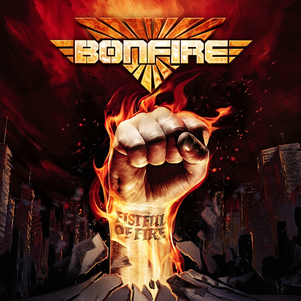bonfire-fistful-of-fire-album-review