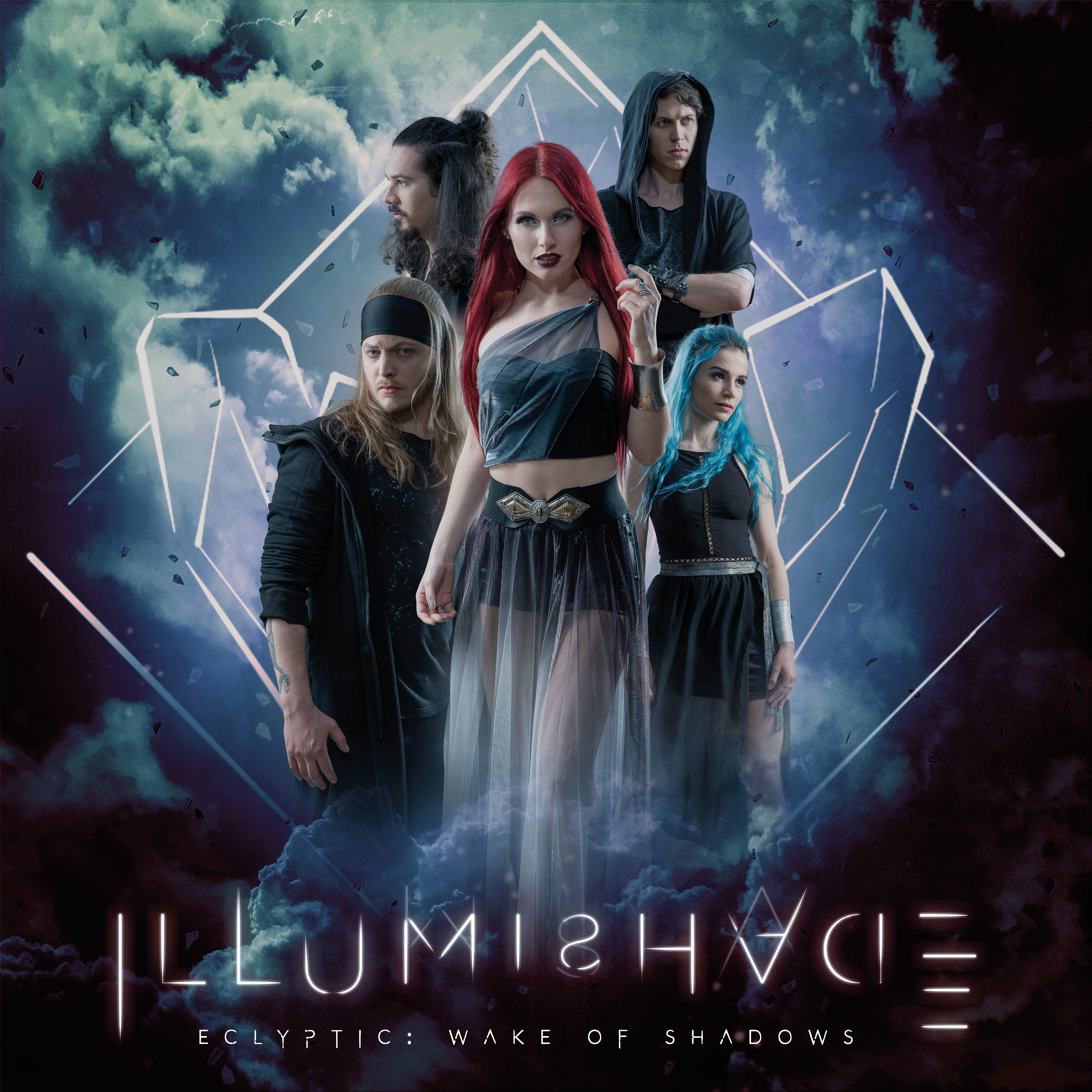 illumishade-eclyptic-wake-of-shadows-metal-musical-album-review