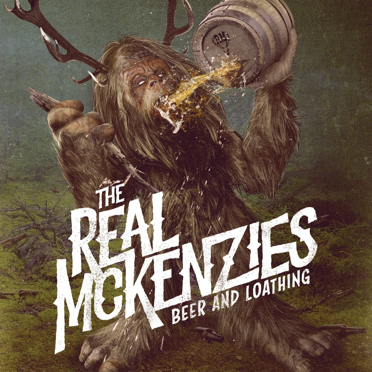 the-real-mckenzies-beer-and-loathing-der-titel-ist-programm-album-review