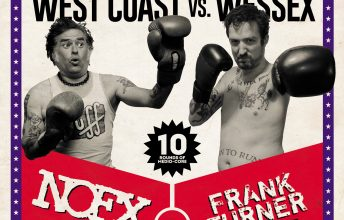 nofx-frank-turner-west-coast-vs-wessex-die-punks-und-der-folk-barde-album-review