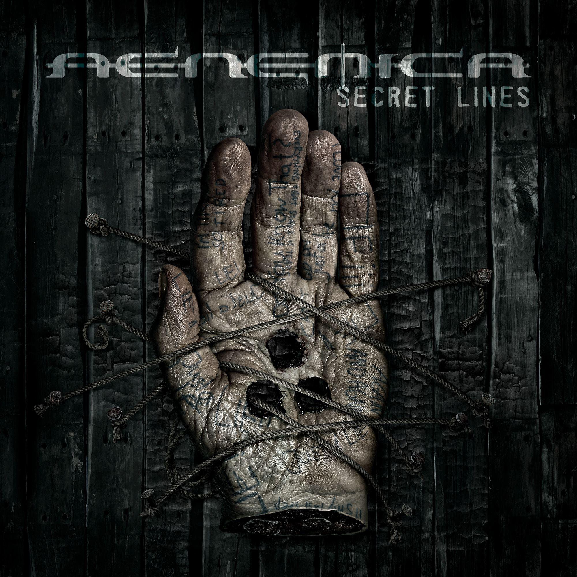 aenemica-secret-lines-dranbleiben-lohnt-sich-album-review