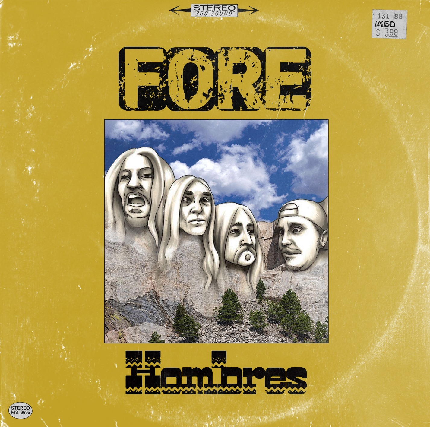 fore-hombres-ein-album-review