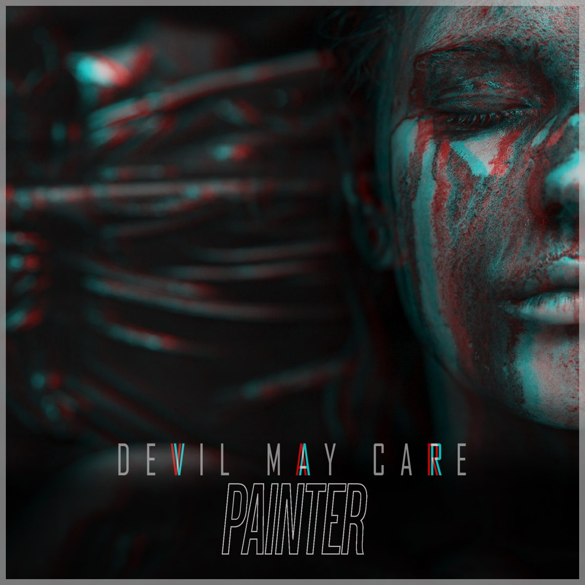 devil-may-care-painter-single-vorstellung