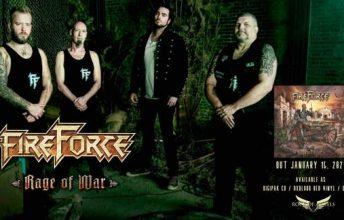 fireforce-rage-of-war-albumneuerscheinung