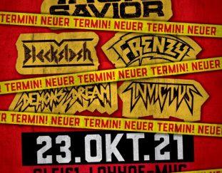 Vorstellung des Metaleros Festival Vol. 2 am 23.10 bei München