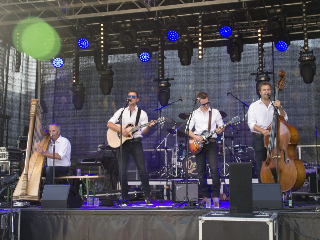 Opus - Abschiedstournee 2021 - Radfeld / Tirol - Mit Abstand Festival