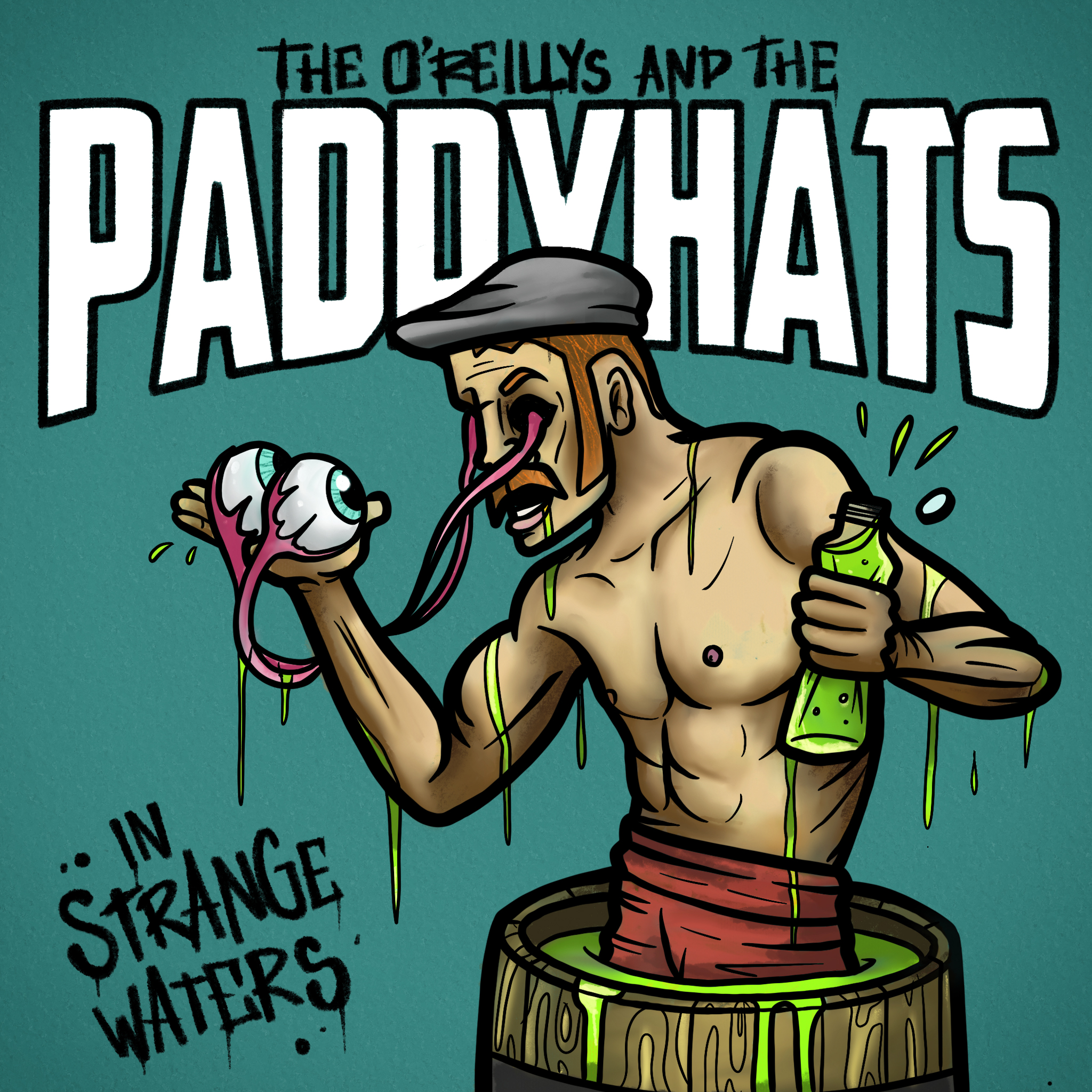 the-oreillys-and-the-paddyhats-in-strange-waters-erscheint-am-22-10-bei-metalville-records